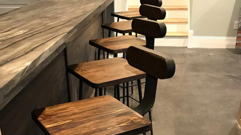 Seating - Bar Stools - Benches
